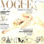 Kate Moss Vogue UK December 2008 full cover