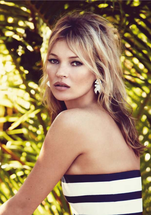Kate Moss Vogue UK June 2013