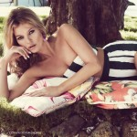 Kate Moss Vogue UK June pictorial