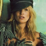 Kate Moss Vogue UK October 08 by Mario Testino