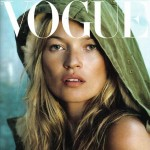 Kate Moss Vogue UK October 2008 cover