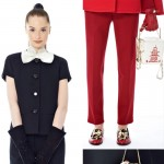 Kate Spade fun bags shoes fall winter 2014 collection
