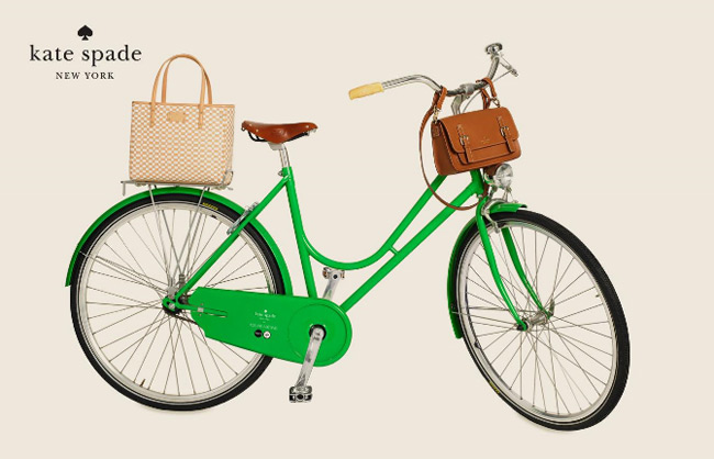 Kate Spade New York bicycle Adeline Adeline 3