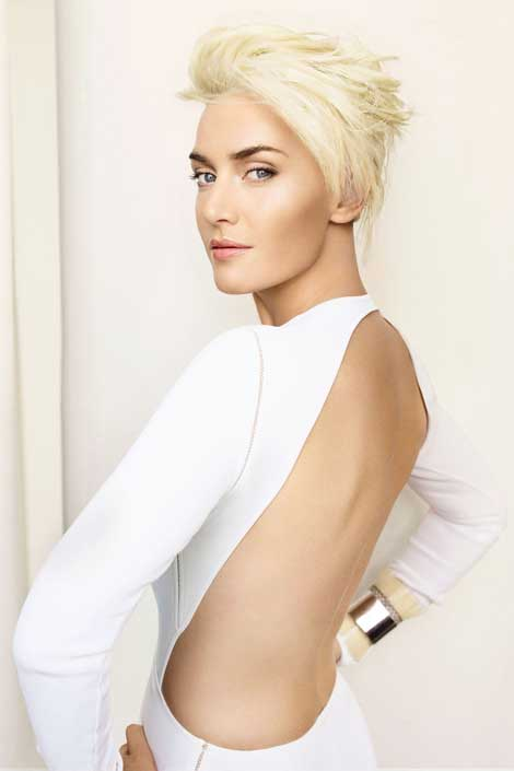 Kate Winslet Vogue UK April 2011