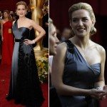 kate winslet ysl dress oscars 2009 1