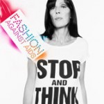 Katharine Hammnett Fashion against Aids