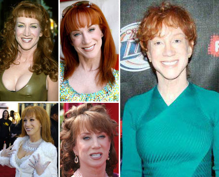 Kathy Griffin Various Images