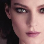 Kati Nescher gorgeous eyes Vogue Germany