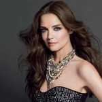 Katie Holmes Bobbi Brown Spring 2013 ad campaign