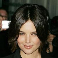 Katie Holmes Hair After