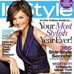 Katie Holmes InStyle cover January 2008