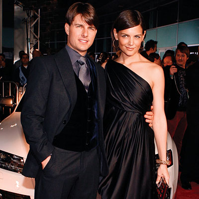 Katie Holmes Leaves  Cruise on Katie Holmes Tom Cruise