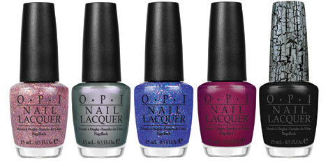 Katy Perry OPI nail polish collection