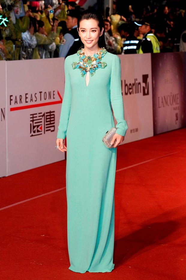 Katy Perry Grammy dress worn by Li Bingbing