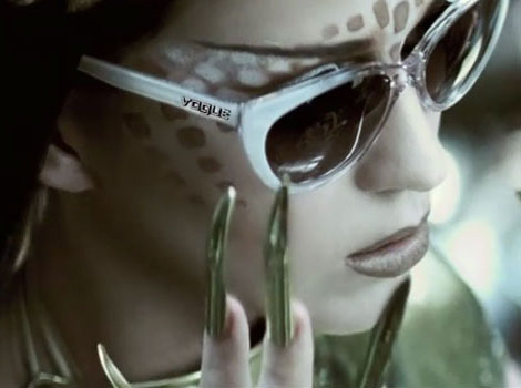 Katy Perry Video sunglasses