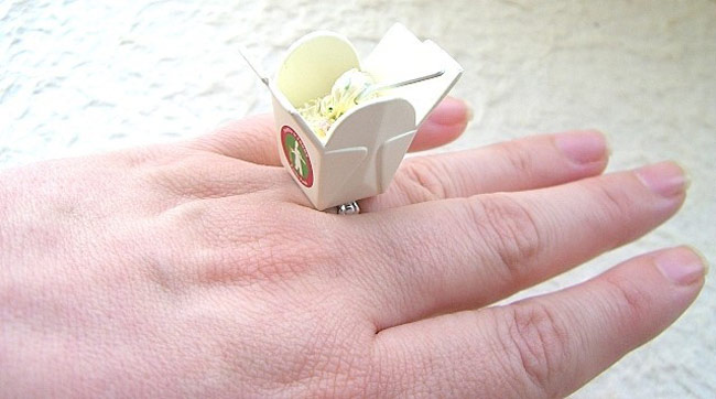 Kawaii floating rings SouZou Creations 5