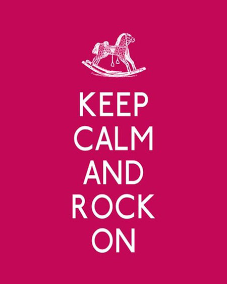 Hump Day Special: Keep Calm And…