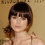 Keira Knightley Hair The Atonement LA Haircut