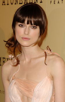 Keira Knightley Radically Cuts Her Hair