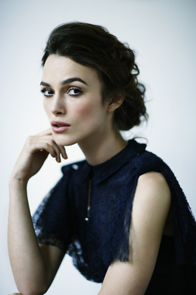 Who would play your character? Keira-knightley-by-julian-broad