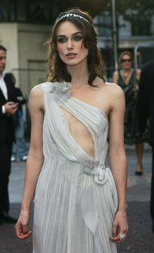 Keira Knightley Hair The Atonement