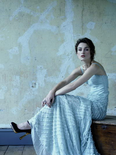 Keira Knightley Pictures By Julian Broad