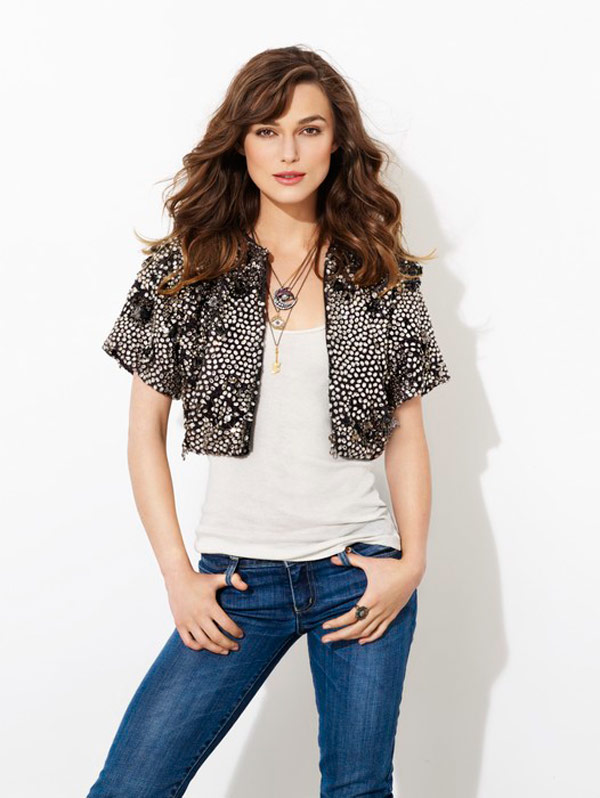 Keira Knightley Shop til you drop January 2010 1