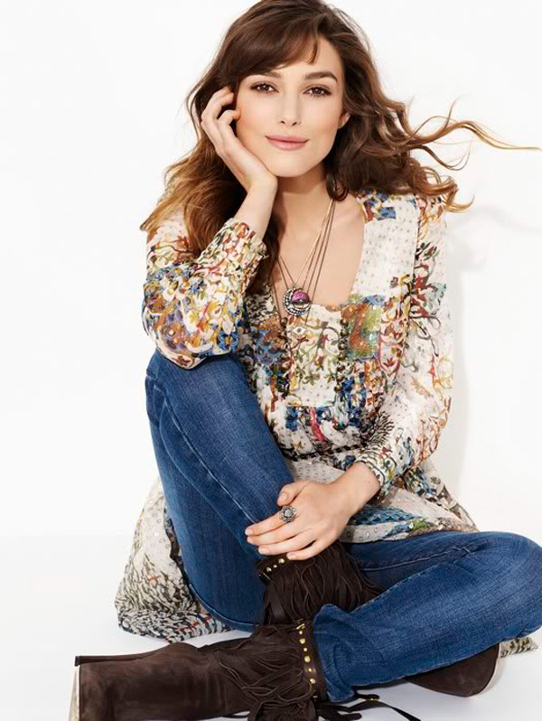Keira Knightley Shop til you drop January 2010 2