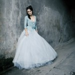 Keira Knightley tulle dress