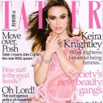 Keira Knightley UK Tatler Magazine September 2008