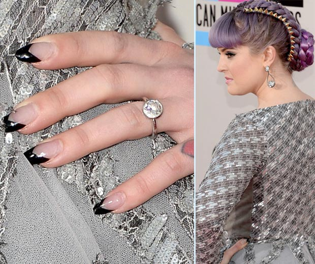 Kelly Osbourne nails 2013 AMAs