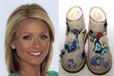 Kelly Ripa Ugg Boot