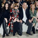 Kendall Jenner fashion week Marc Jacobs Anna Wintour Topshop