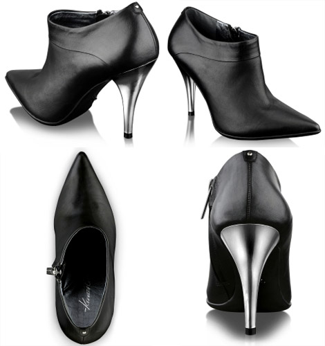 Kenneth Cole Nine to Five booties