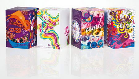 Kenzo Vintage 4 Different packs