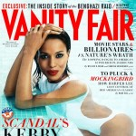 Kerry Washington distorted Vanity Fair August 2013 cover