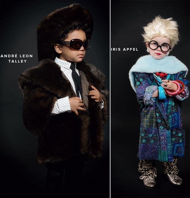 Kids fashion costumes ALT Iris Apfel OhHappyDay