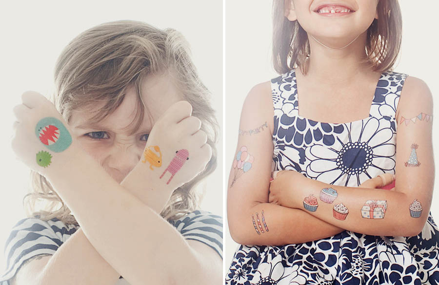 kids temporary tattoos - StyleFrizz | Photo Gallery