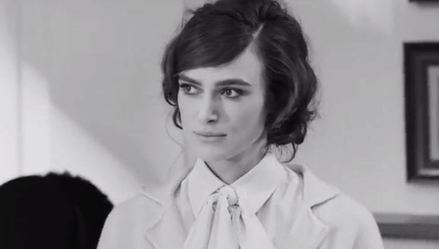 Kiera Knightley Chanel Once Upon a Time film