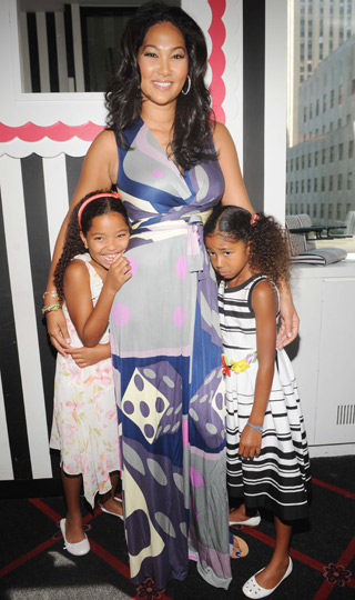 Kimora Lee Simmons daughters