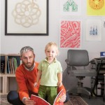Kindling Quarterly featured father