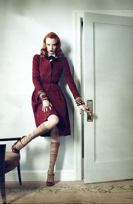 Are Knee High Socks Still Fashionable For Fall?