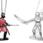 Knights Toy Necklace
