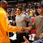 Kobe Bryant Roger Federer Pete Sampras Lakers Game