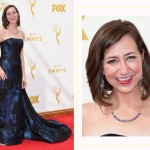 Kristen Schaal 2015 Emmy Awards Red Carpet hairstyle