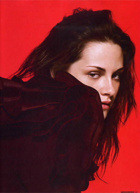 Kristen Stewart Dazed and Confused September 09