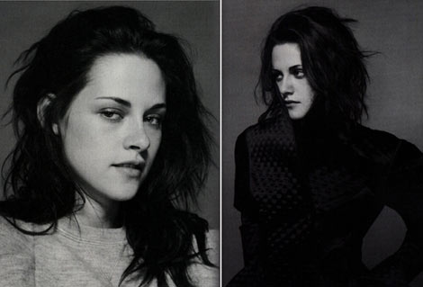 Kristen Stewart Dazed and Confused September 2009
