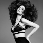 Kristen Wiig spectacular in Harper s Bazaar