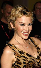 kylie minogue haircut