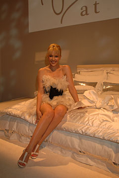 "Kylie Minogue ""Kylie at Home"" launch"